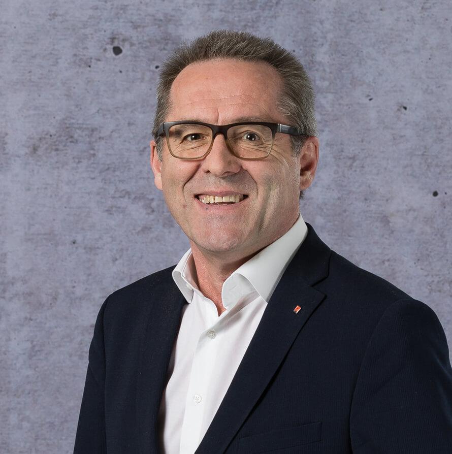 Konrad Scheibl, Geschäftsführer DELTA Projektconsult