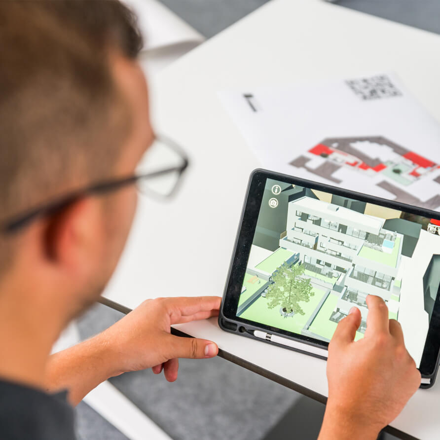 Augmented Reality bei DELTA
