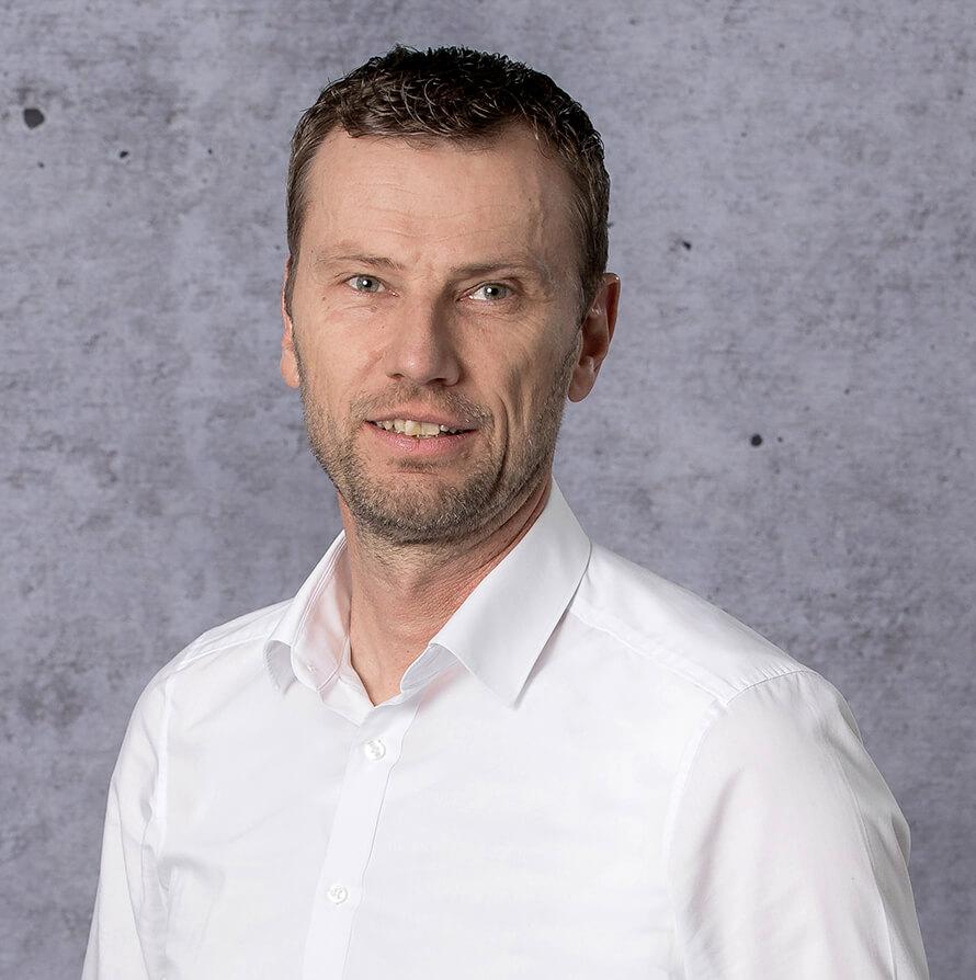 Ingo Huber, Geschäftsführer DELTA Baumanagement