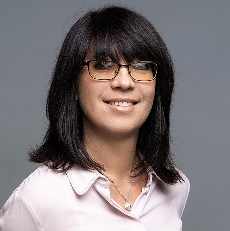 Viktoriya Berezhnaya, CEO DELTA Ukraine