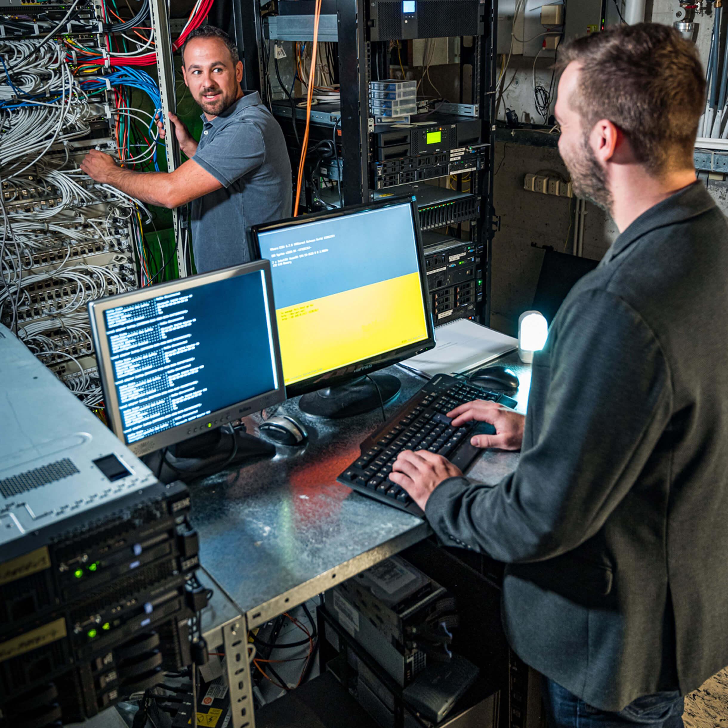 IT-Services von DELTA Netconsult