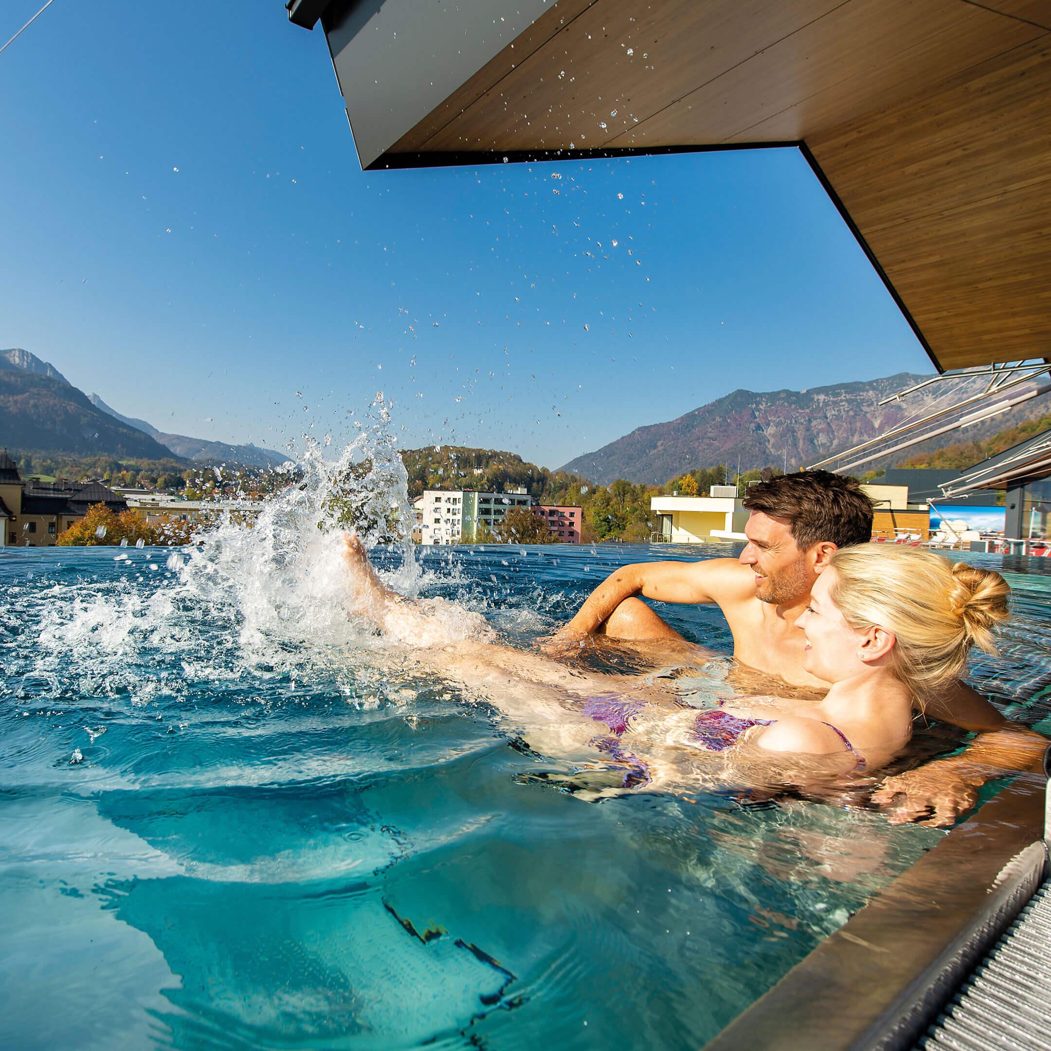 Eurothermen Resort Bad Ischl_Poolbereich
