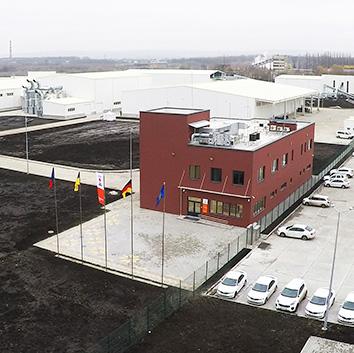 Industriebau KWS Ukraine